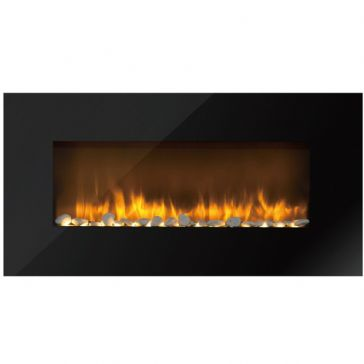 "CULINA 37"" WALL MOUNTHED ELECTRIC FIRE"